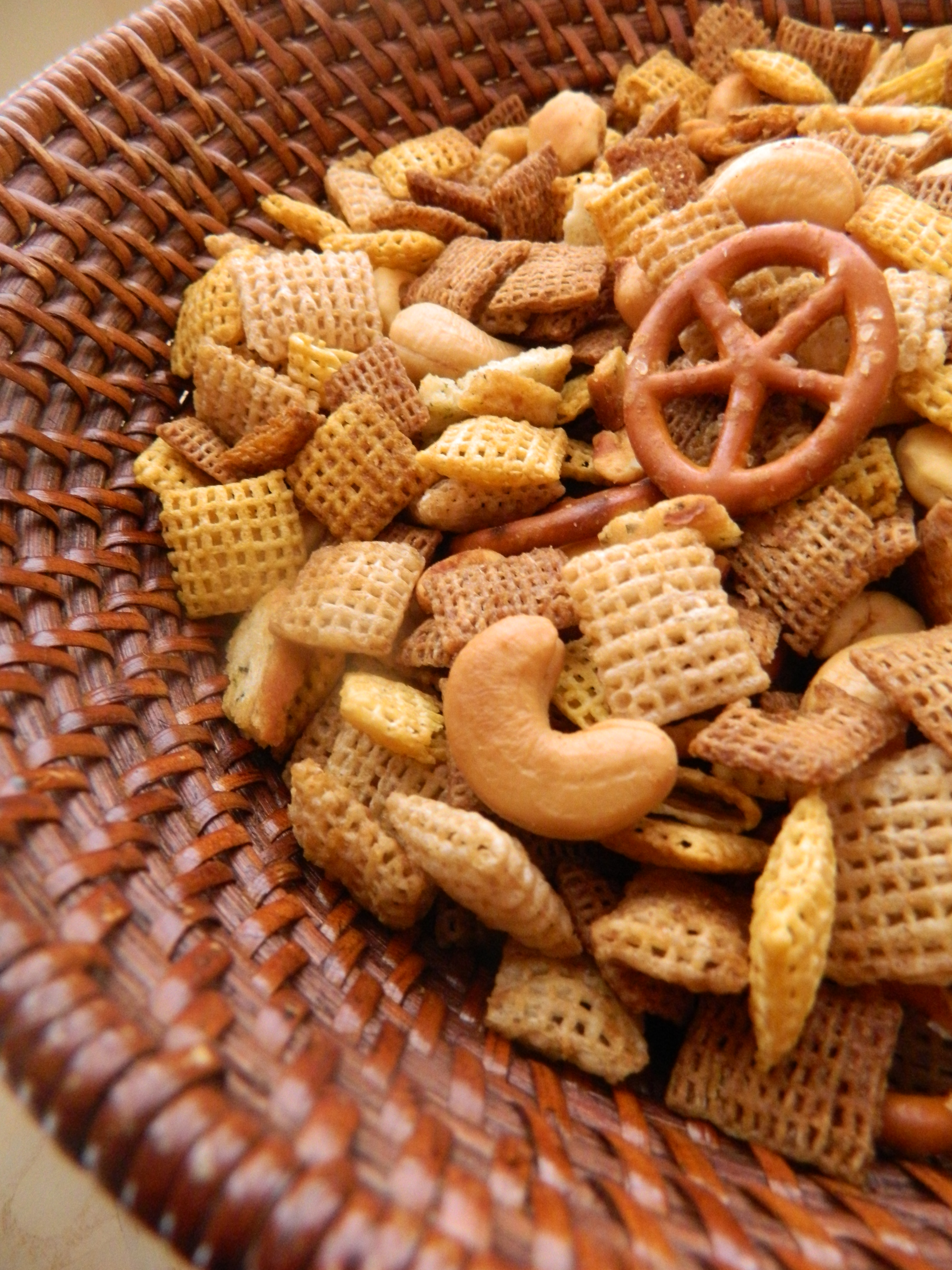 Old Fashioned Chex Mix