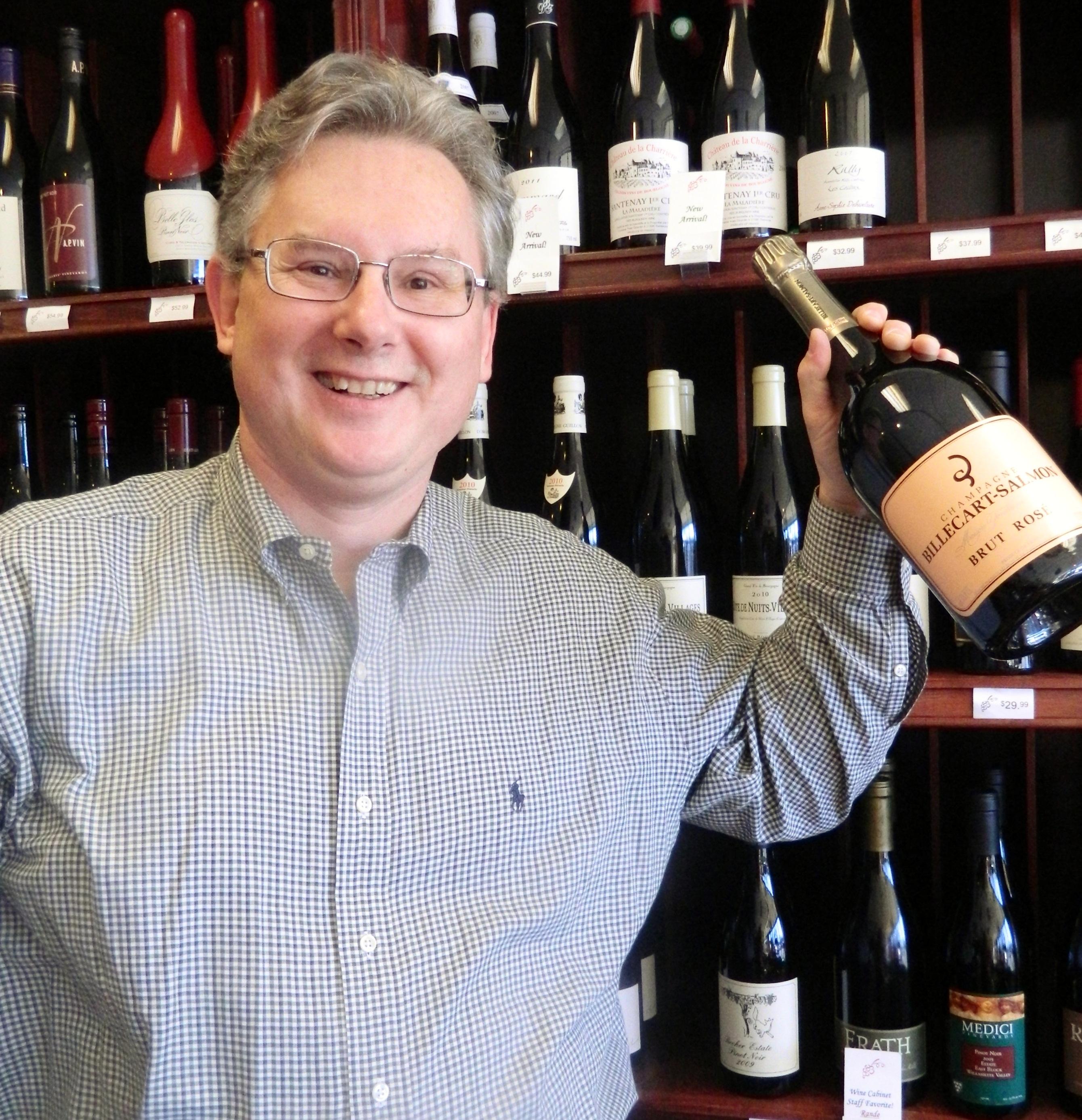 The Wine Cabinet in Reston VA | Barbara Garneau Kelley