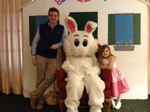 Tim, Bunny and Bridget