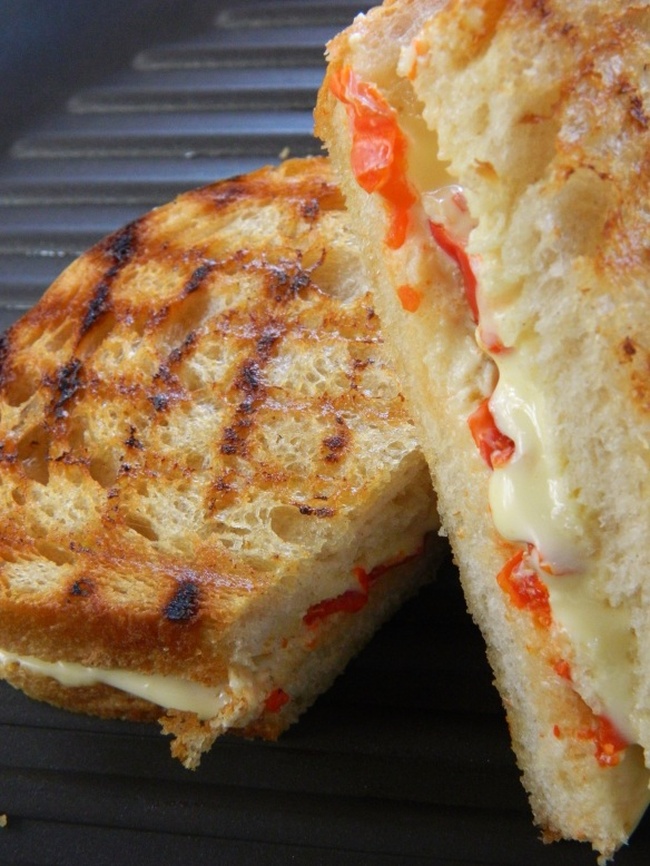 Not your Mama's Grilled Cheese