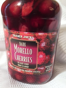 morello-cherries