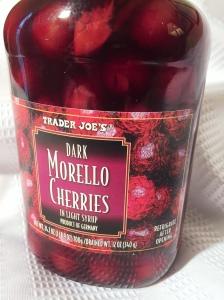 morello-cherries